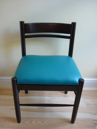 Vintage rosewood dining chairs