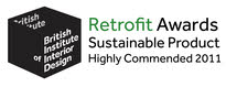 British Institute of Interior Design BIID Sustainable Product Award